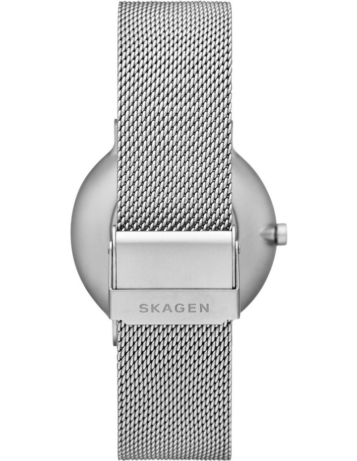 Loose Straps Silver-Tone Analogue Watch image 2