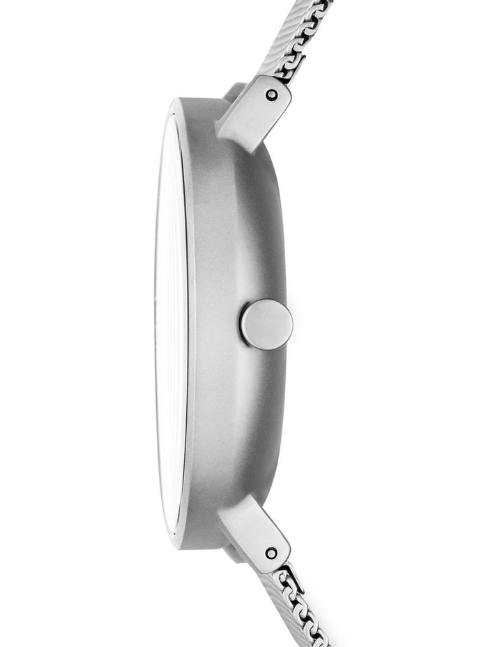 Loose Straps Silver-Tone Analogue Watch image 3