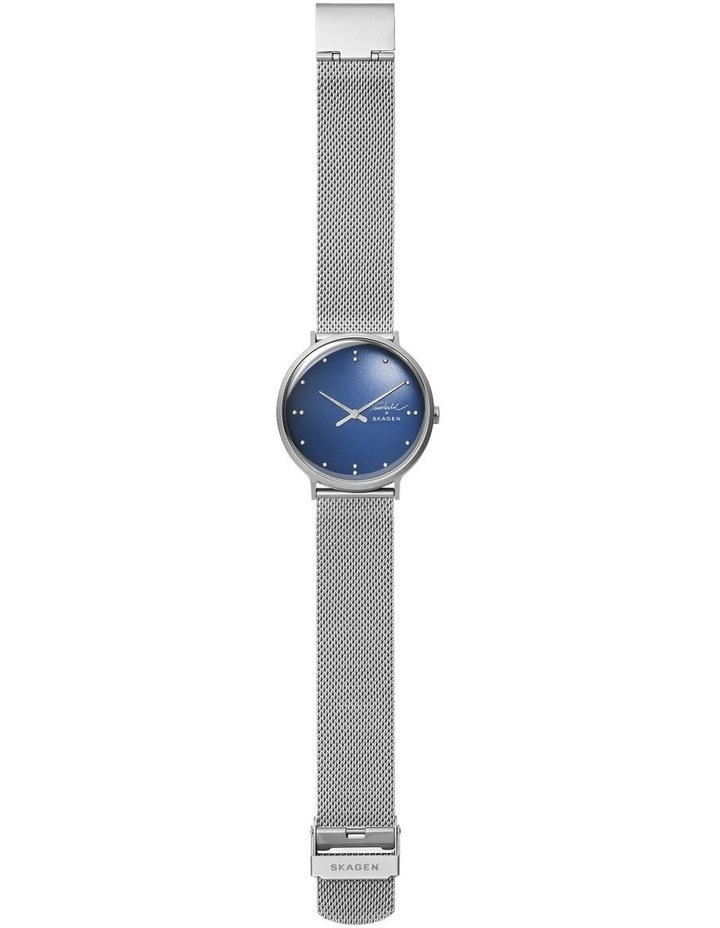 Loose Straps Silver-Tone Analogue Watch image 4