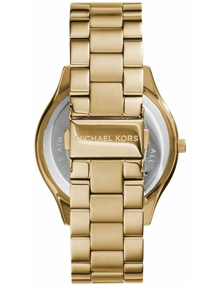 Runway Gold-Tone Analogue Watch image 2