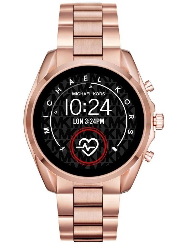 Bradshaw 2 Rose Gold-Tone Display Smartwatch image 1
