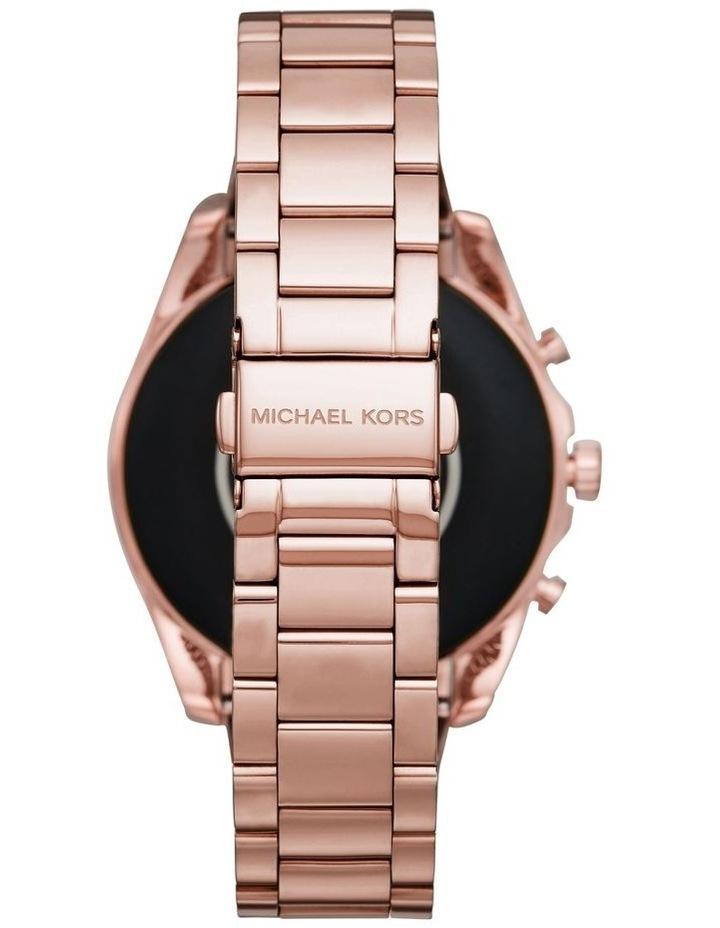 Bradshaw 2 Rose Gold-Tone Display Smartwatch image 2