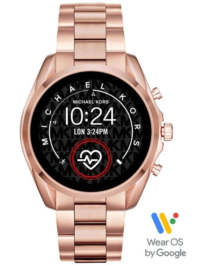 Bradshaw 2 Rose Gold-Tone Display Smartwatch image 5