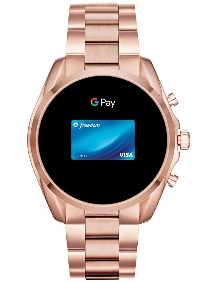 Bradshaw 2 Rose Gold-Tone Display Smartwatch image 6