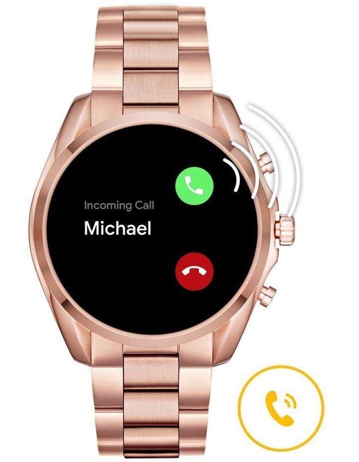 Bradshaw 2 Rose Gold-Tone Display Smartwatch image 7
