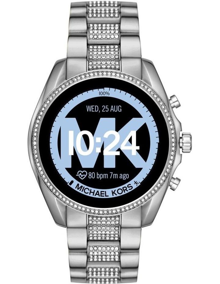 Bradshaw 2 Silver-Tone Display Smartwatch image 4