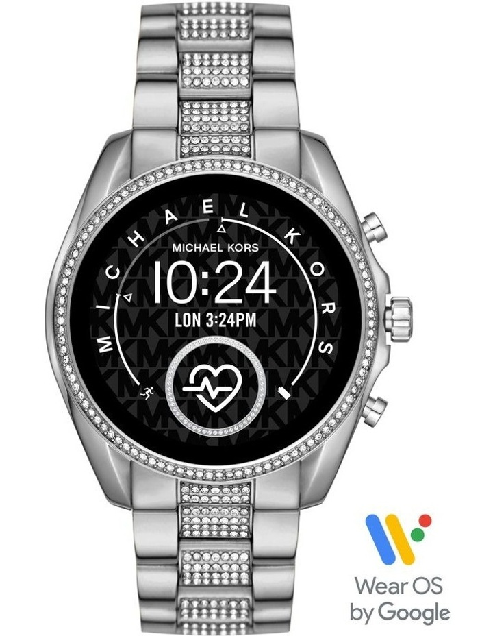 Bradshaw 2 Silver-Tone Display Smartwatch image 5
