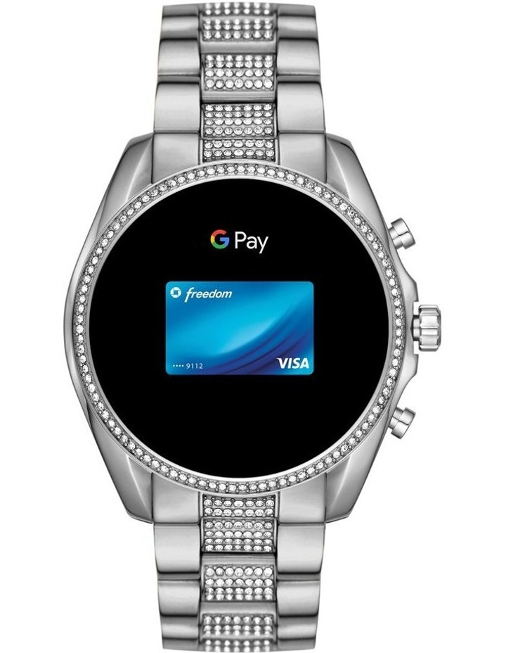 Bradshaw 2 Silver-Tone Display Smartwatch image 6