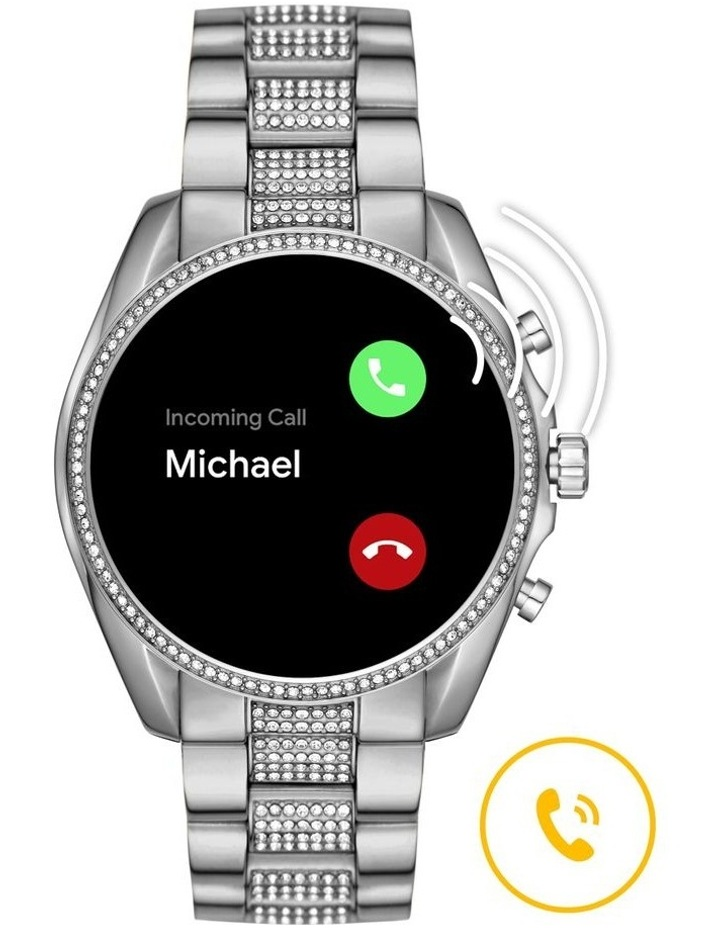 Bradshaw 2 Silver-Tone Display Smartwatch image 7