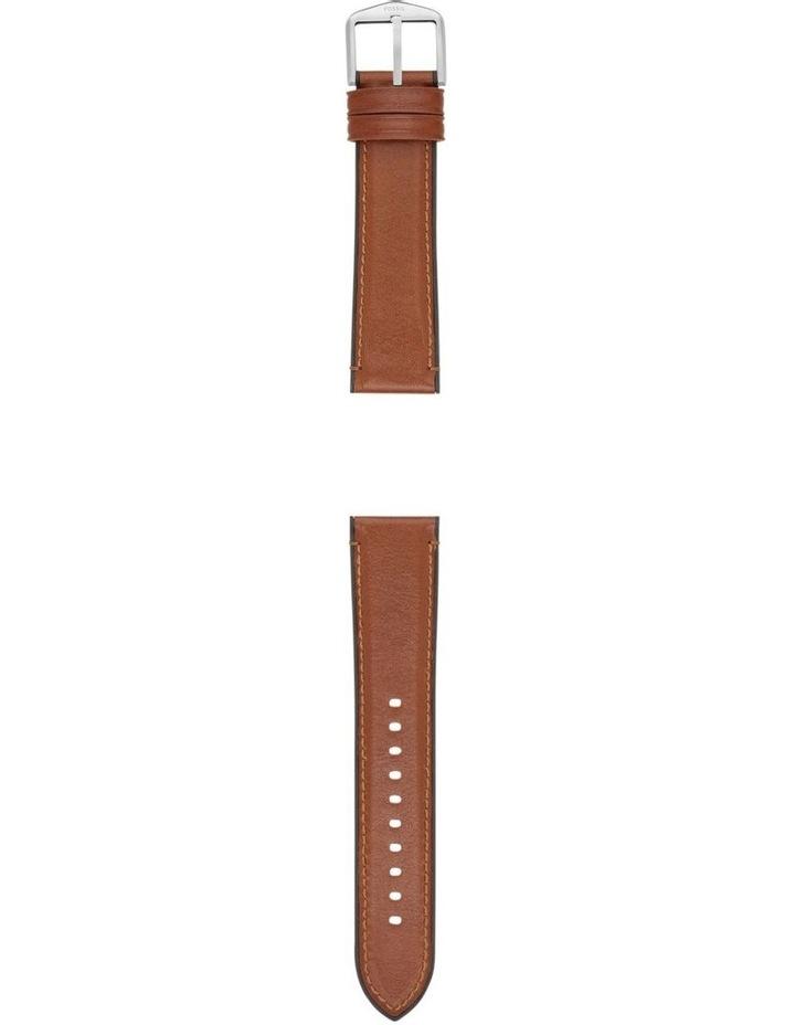 Estate 22mm Light Brown Watch Strap image 2