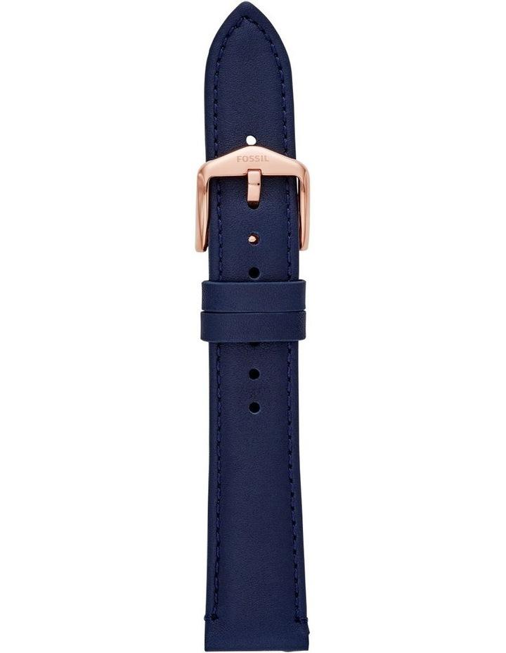 18mm Navy Watch Strap image 1