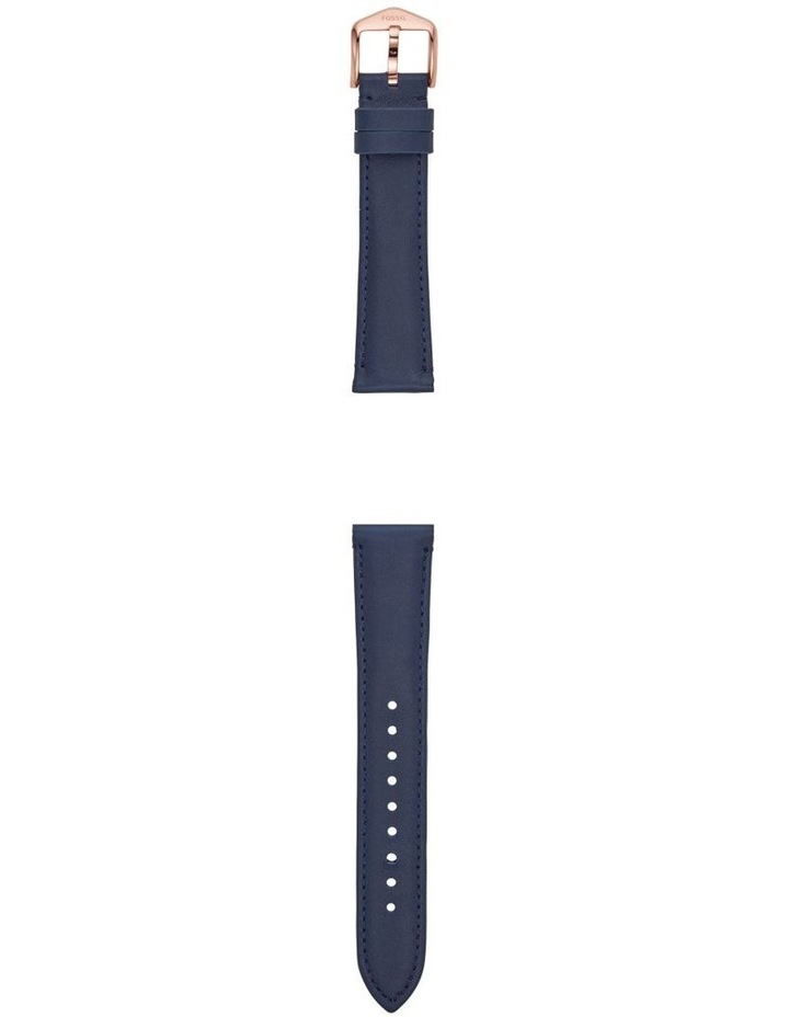 18mm Navy Watch Strap image 2