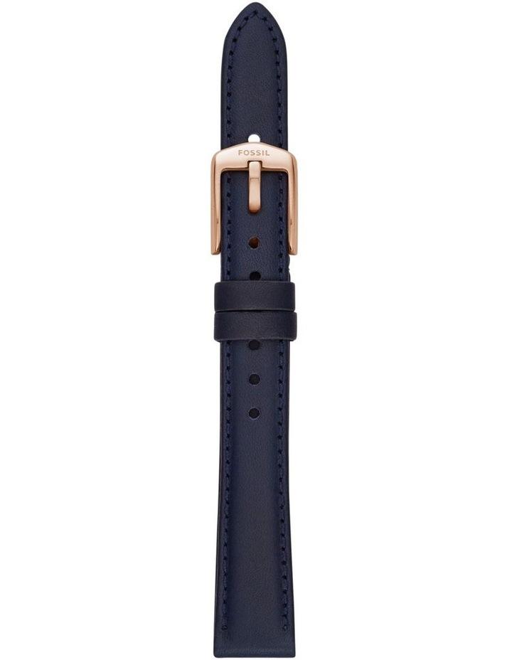 14mm Midnight Navy Watch Strap image 1