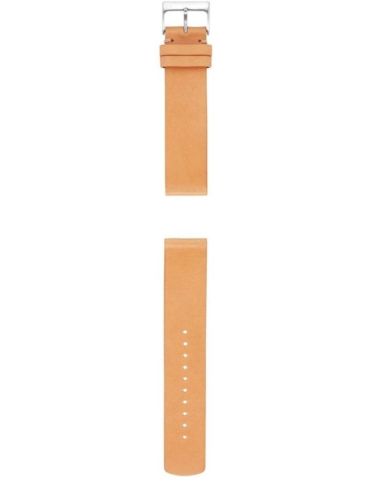 20mm Tan Watch Strap image 2