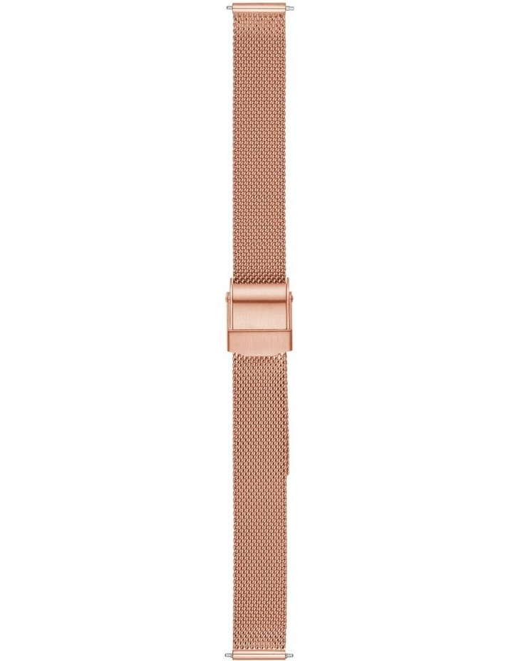 12mm Rose Gold-Tone Watch Strap image 1