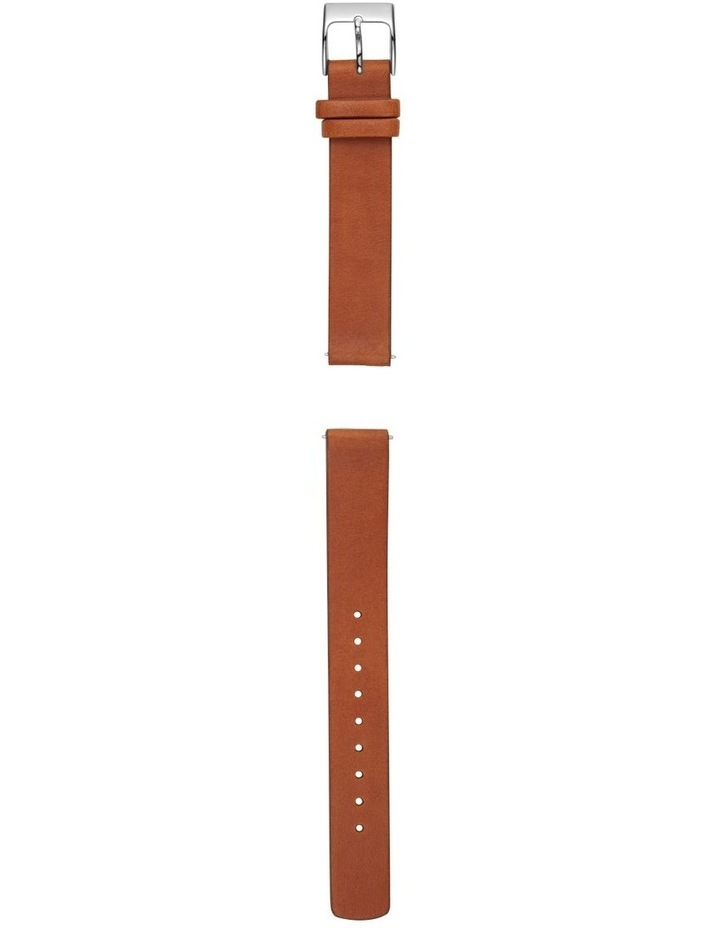 14mm Brown Watch Strap image 2