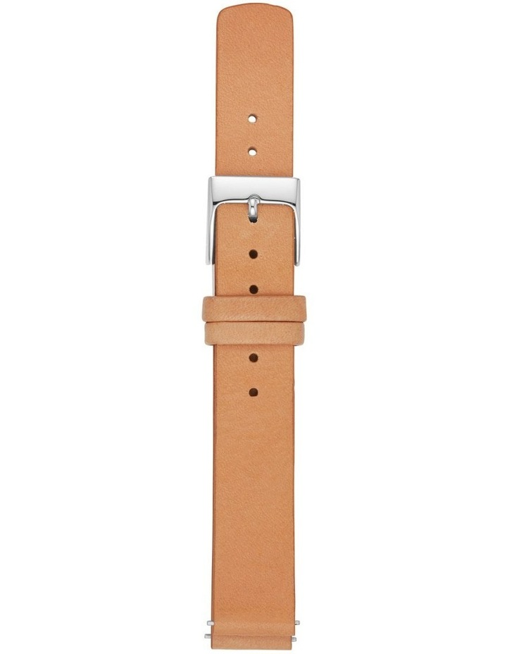 14mm Tan Watch Strap image 1