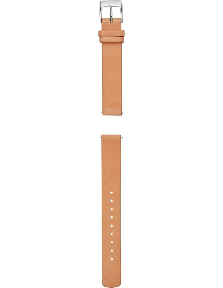 14mm Tan Watch Strap image 2