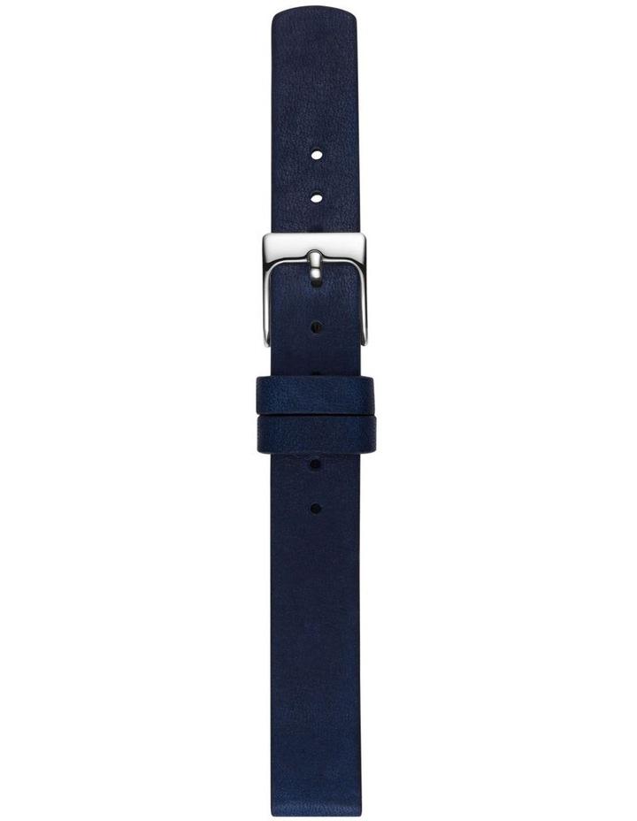 12mm Navy Blue Watch Strap image 1