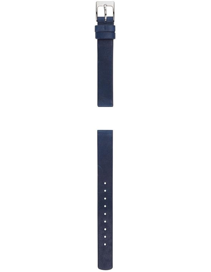 12mm Navy Blue Watch Strap image 2