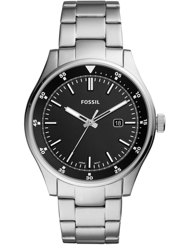 Belmar Silver-Tone Analogue Watch image 1