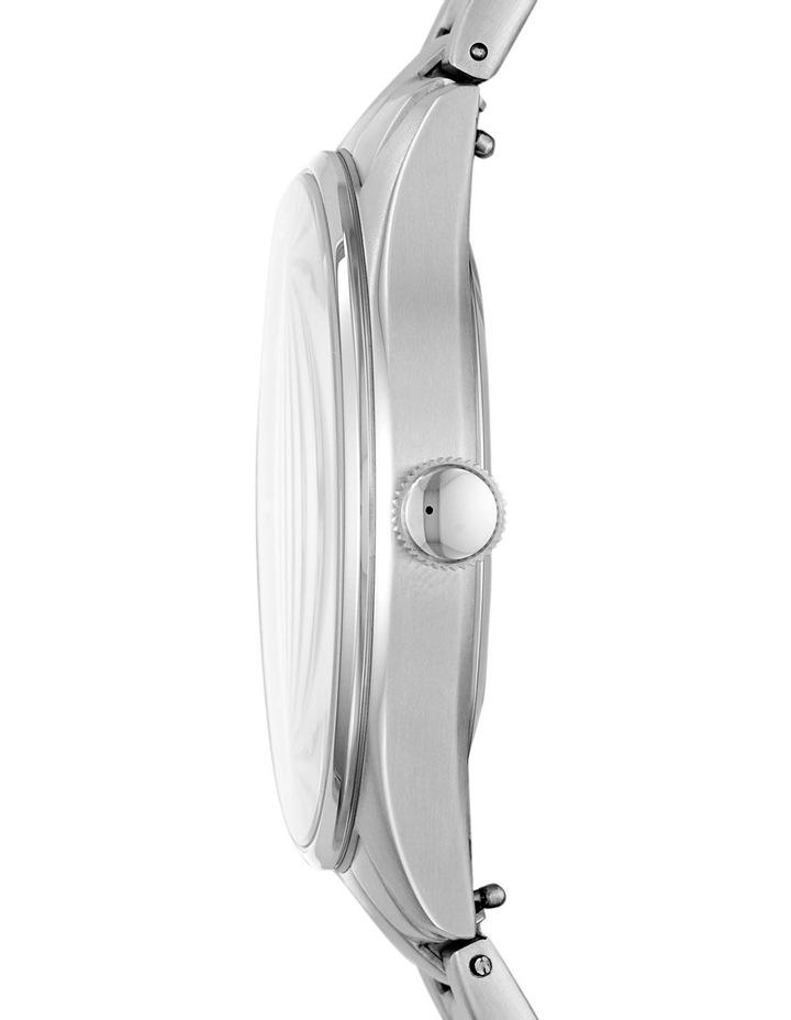 Belmar Silver-Tone Analogue Watch image 3