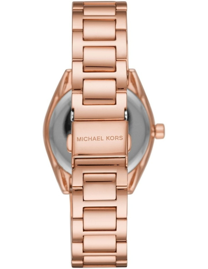 Janelle Rose Gold-Tone Analogue Watch image 2