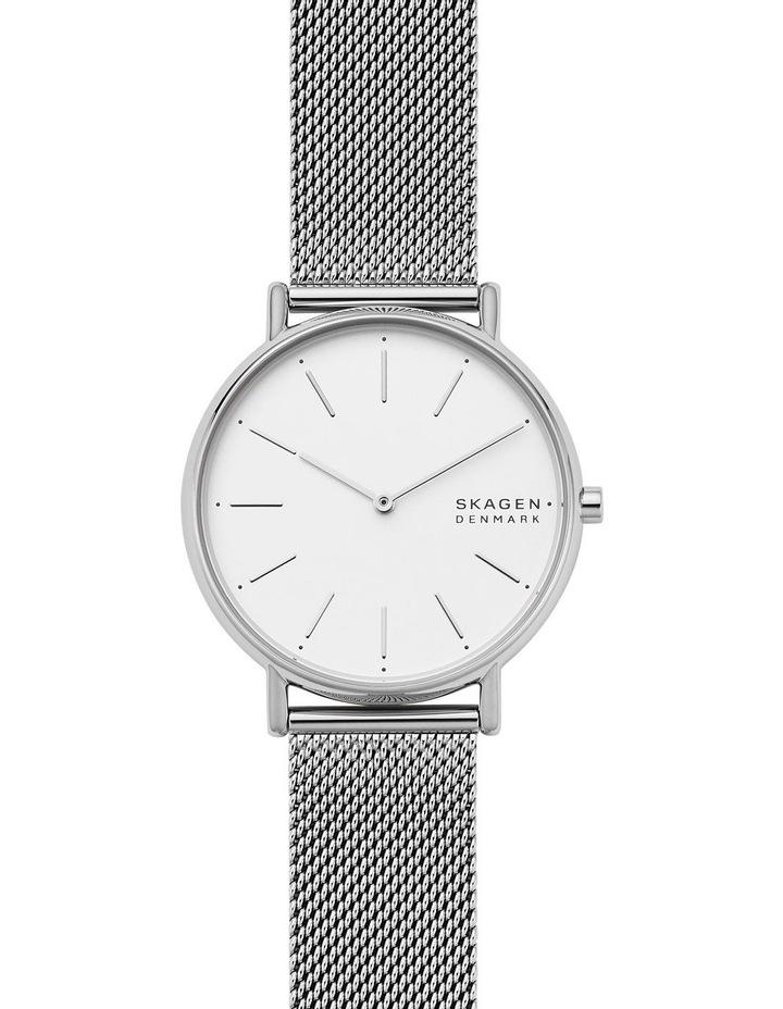 Signatur Silver-Tone Analogue Watch image 1
