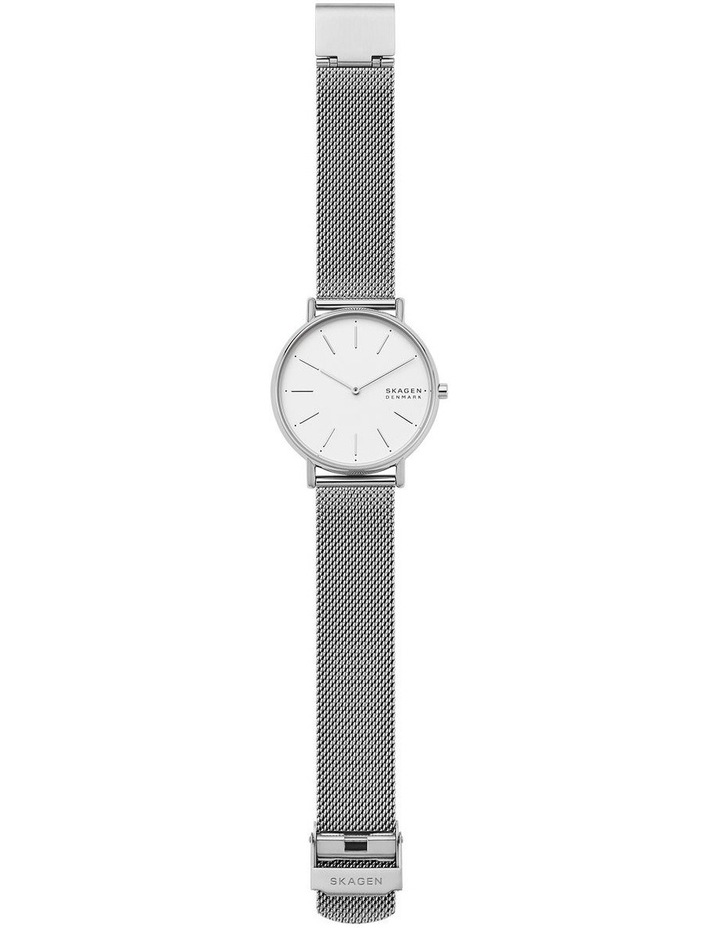 Signatur Silver-Tone Analogue Watch image 3