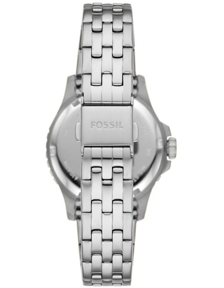 FB-01 Silver-Tone Analogue Watch image 2