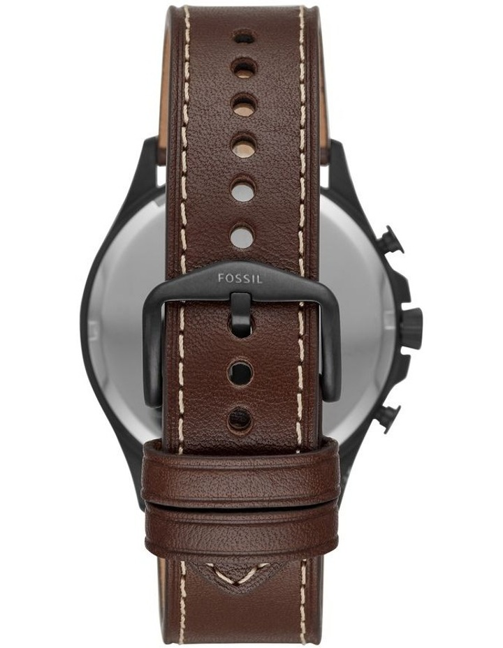 Forrester Brown Chronograph Watch image 2