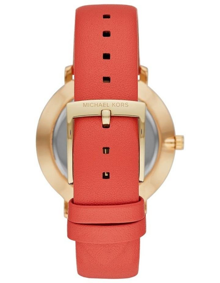 Pyper Red Analogue Watch image 2