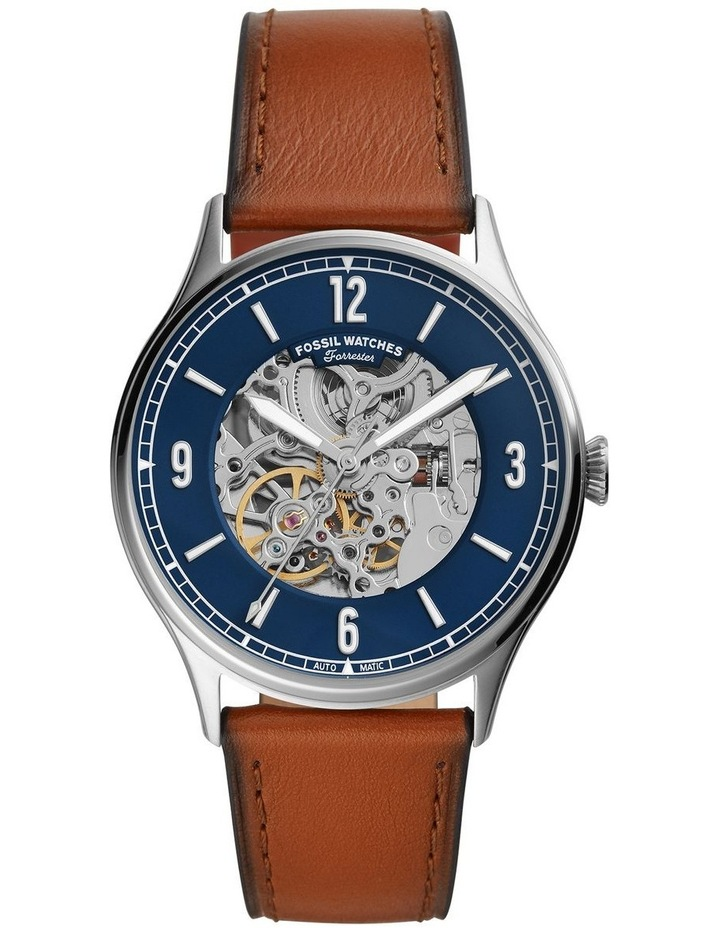 Forrester Brown Analogue Watch image 1