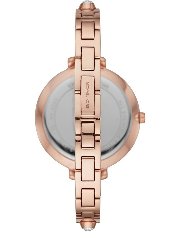 Jaryn Rose Gold-Tone Analogue Watch image 2