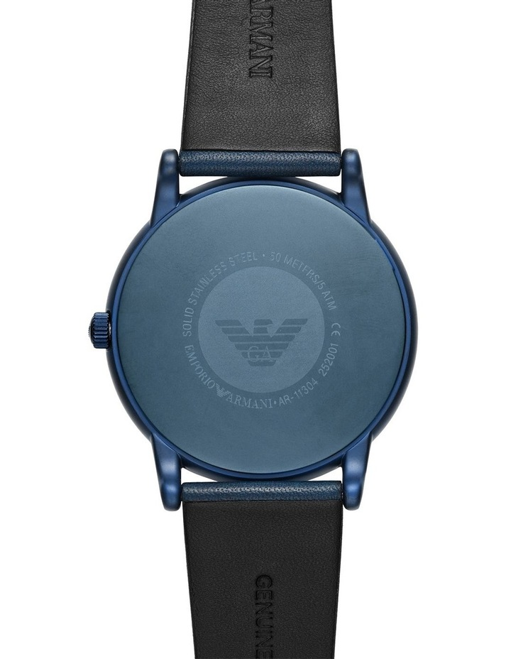 Blue Analogue Watch image 4