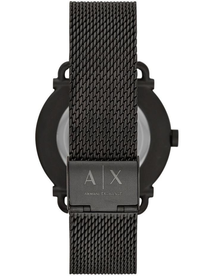 Black Analogue Watch image 2