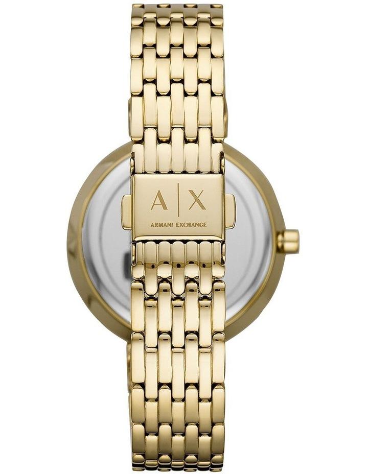 Gold-Tone Analogue Watch image 2
