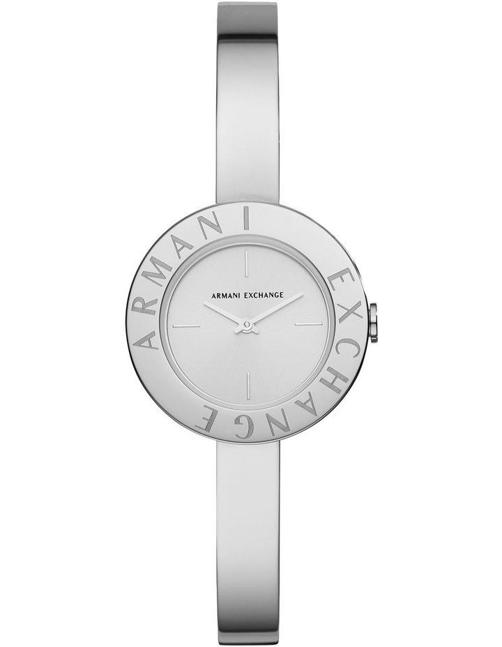 Silver-Tone Analogue Watch image 1