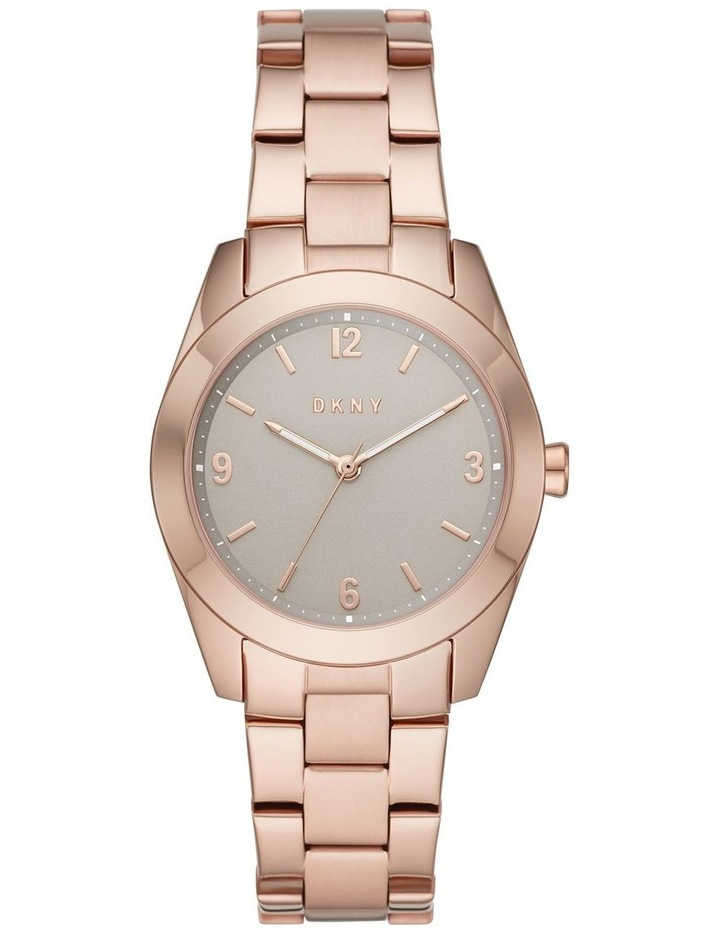 Nolita Rose Gold-Tone Analogue Watch image 1