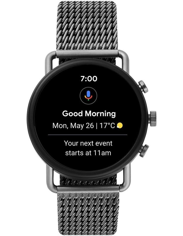 Falster Gunmetal Display Smartwatch image 4