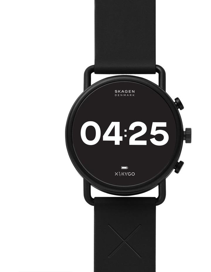 Falster Black Display Smartwatch image 5