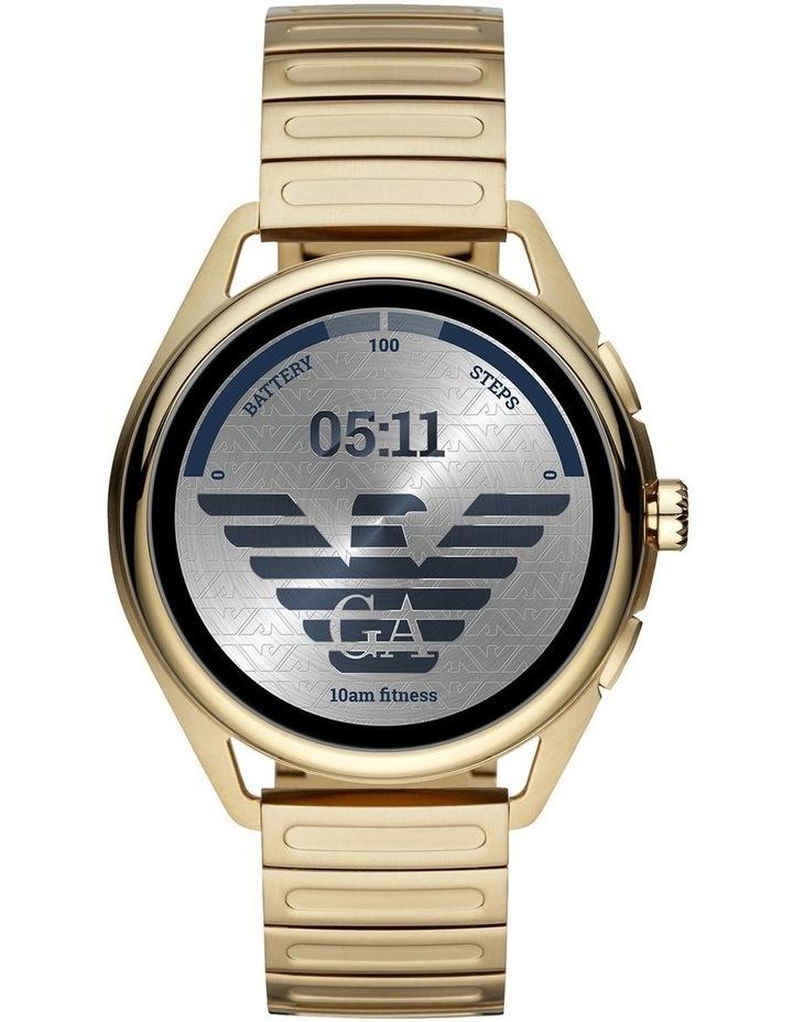 Matteo Gold-Tone Display Smartwatch image 1