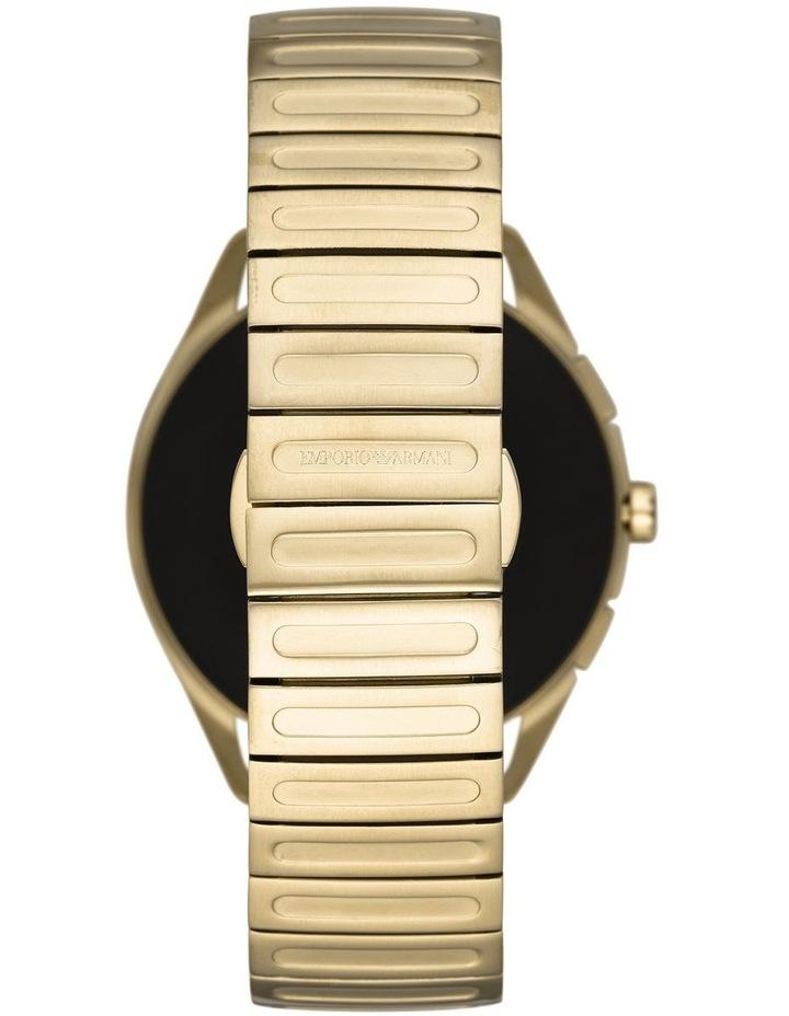 Matteo Gold-Tone Display Smartwatch image 2