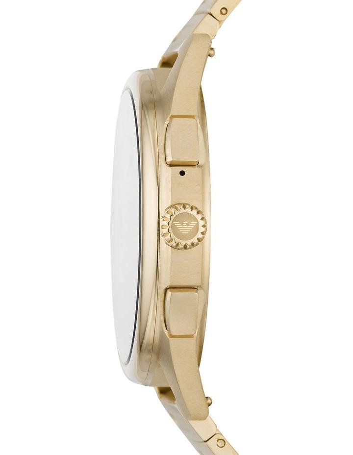Matteo Gold-Tone Display Smartwatch image 3