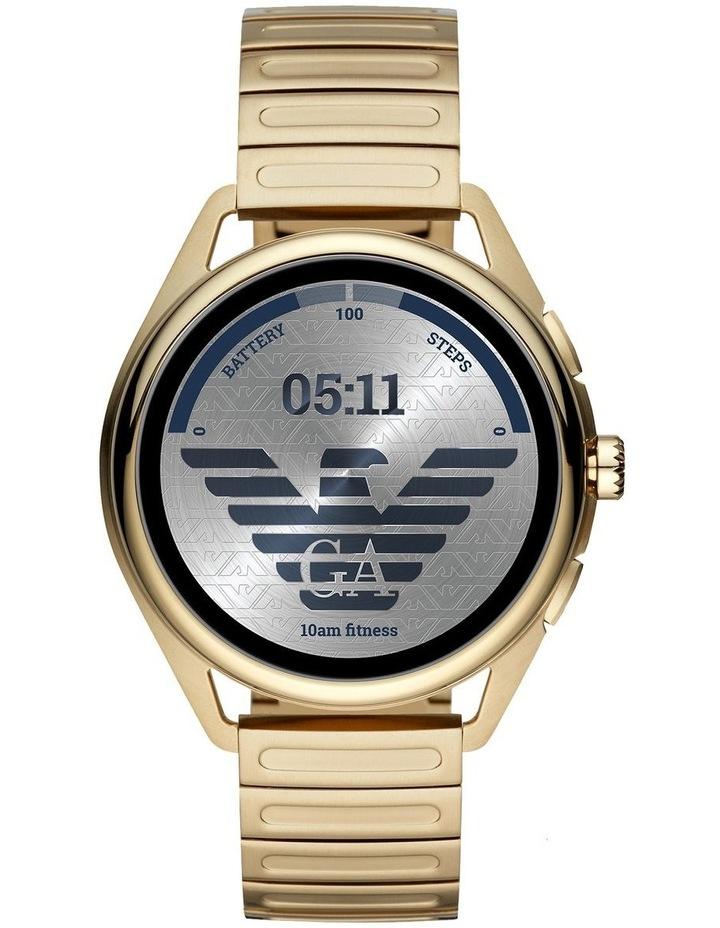 Matteo Gold-Tone Display Smartwatch image 7