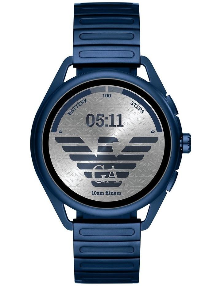 Matteo Blue Display Smartwatch image 1