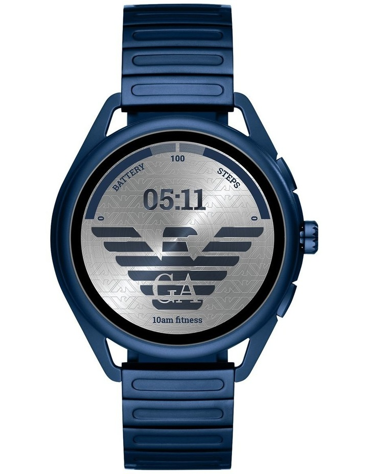 Matteo Blue Display Smartwatch image 7