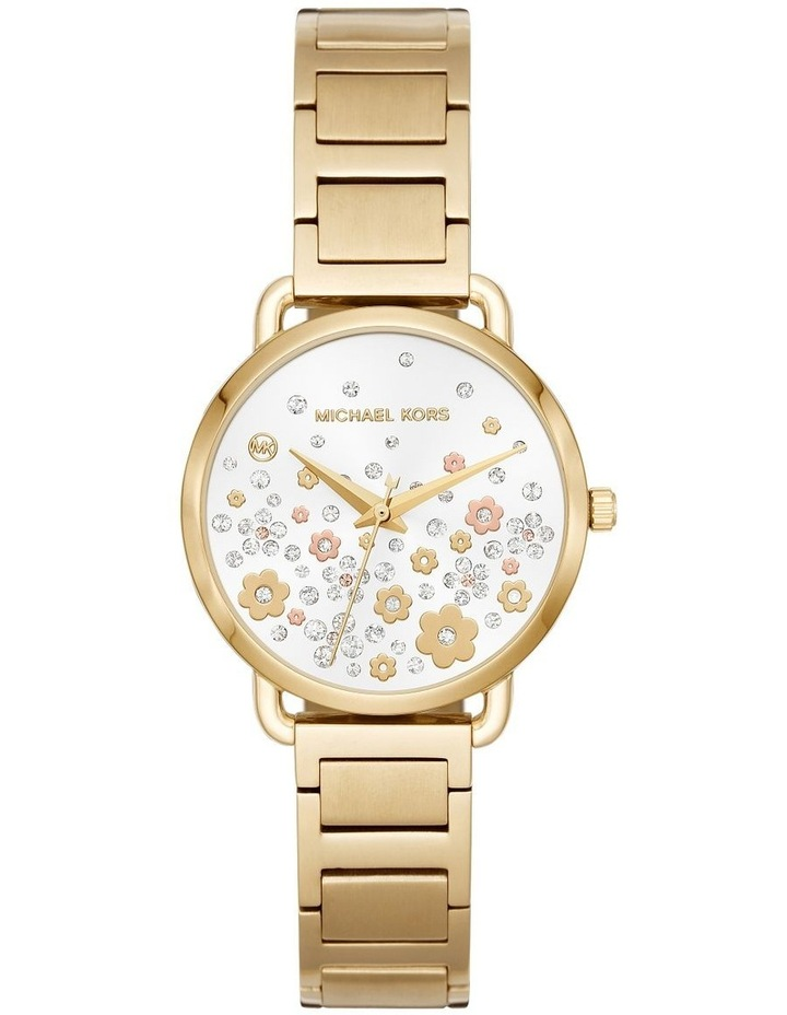 Portia Gold-Tone Analogue Watch image 1