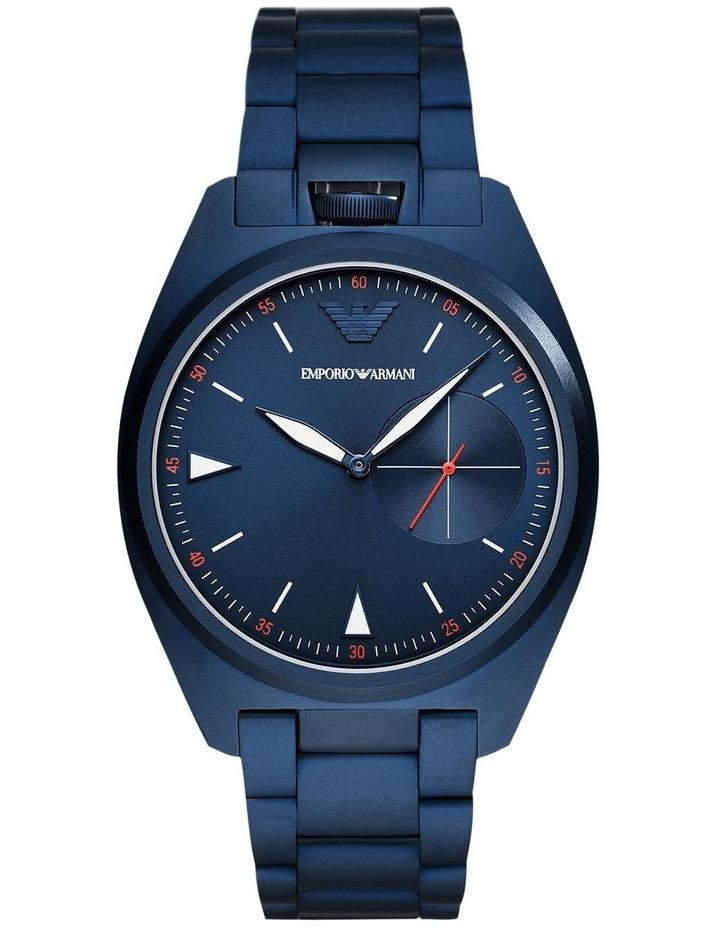 Blue Analogue Watch image 1