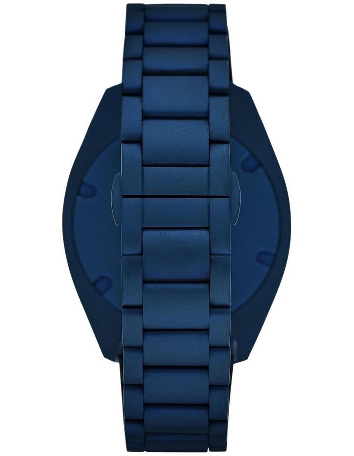 Blue Analogue Watch image 2